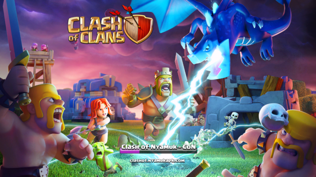 Download Clash of Clans Mod Apk Private Server