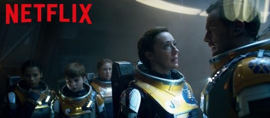 lost in space season 1 cast