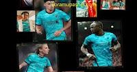 فريق ليفربول يكشف عن قميصه الاحتياطي