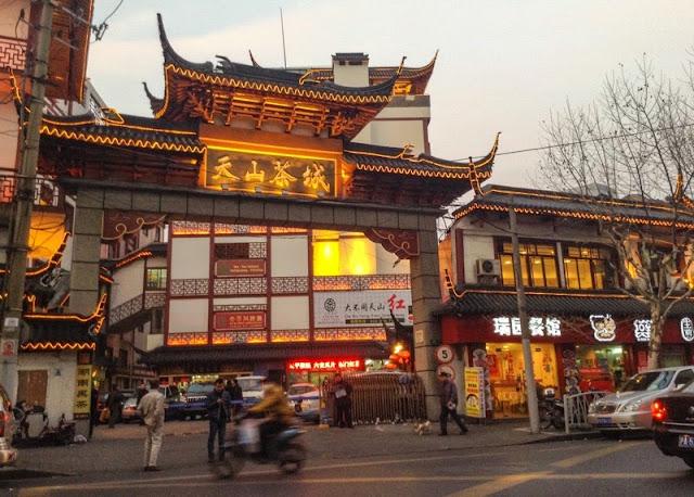 Resultado de imagem para Shanghai  Tianshan.