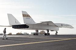 XB-70 Valkyrie Bomber