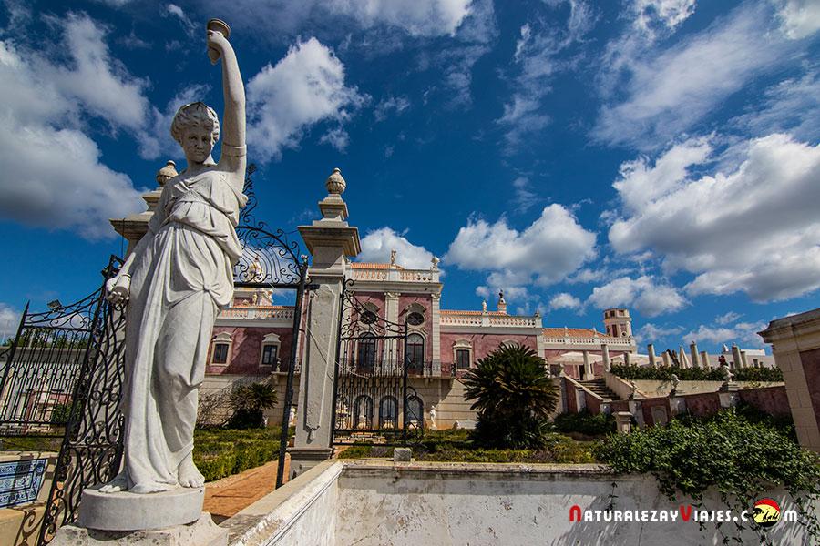 Palacio de Estoi, Algarve