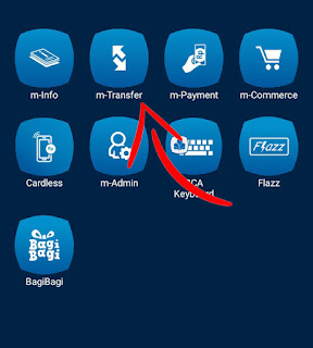 m-Transfer BCA Mobile