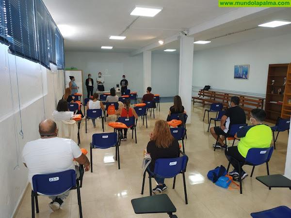 El Cabildo pone en marcha unas jornadas de formación básica deportiva