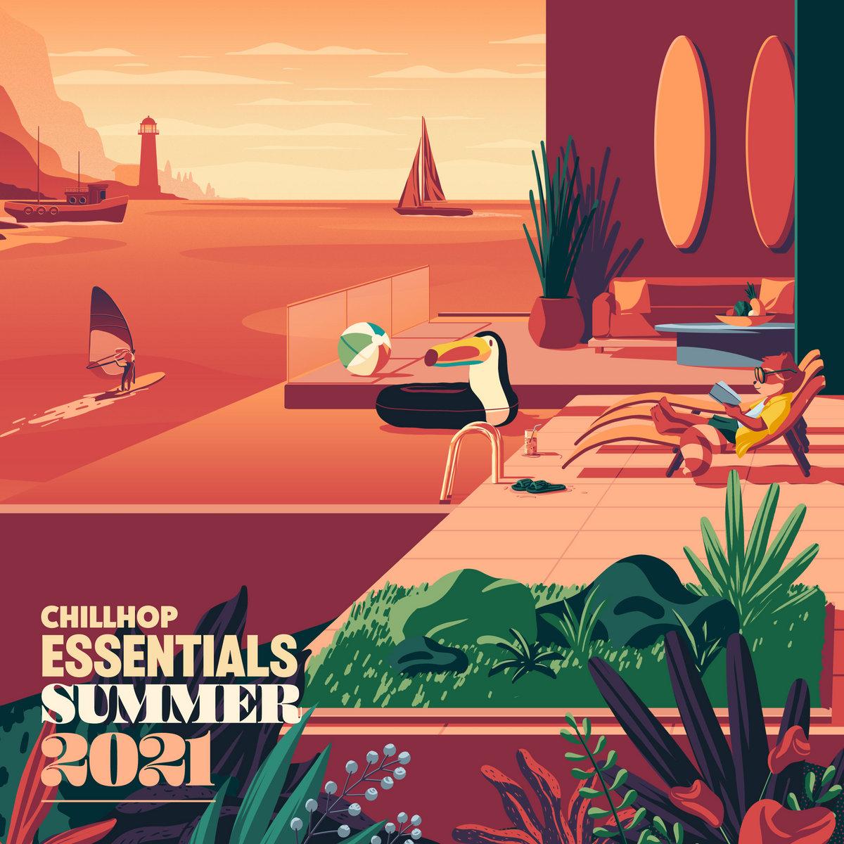 Chillhop Essentials - Summer 2021 | Full Album Stream und Vinyltipp