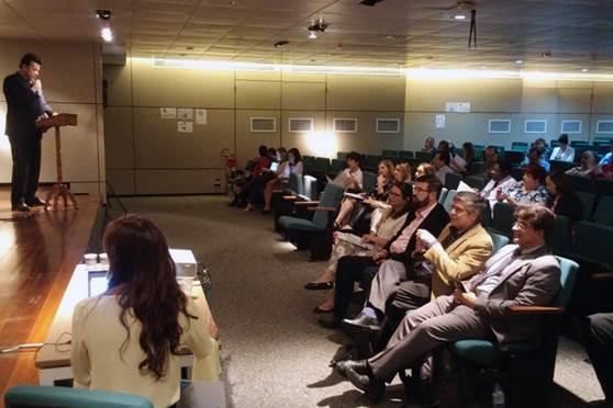 Professores de SP participam de formação sobre enfrentamento à violência sexual