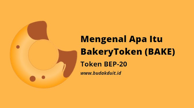 Gambar Logo BakeryToken (BAKE) Cryptocurrency
