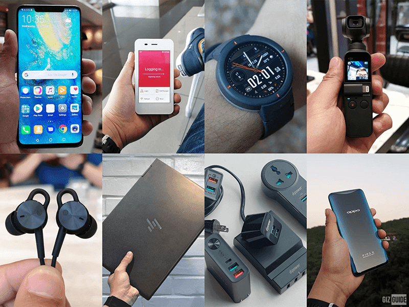 Editor's Choice: Tito Peter's favorite portable gadgets last 2018