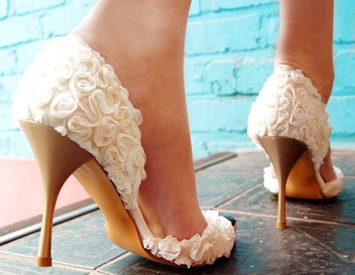 c48418a37bd986 Як вибрати ті весільні туфлі, які ідеально доповнять ваш весільний наряд, а  не зруйнують всі чари образу, створеного майстерними руками кравців, ...
