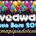 Giveaway Tahun Baru 2020 Mamapipiedotcom