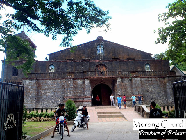 Historical sites in Bataan