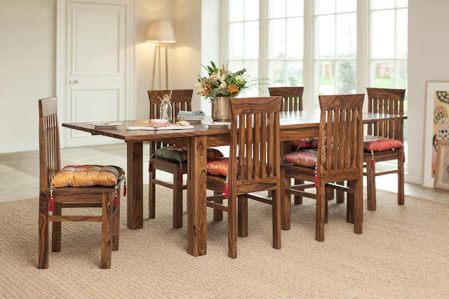 Mallani Extending Dining Table