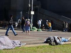 População de rua passa de 24 mil na cidade de São Paulo