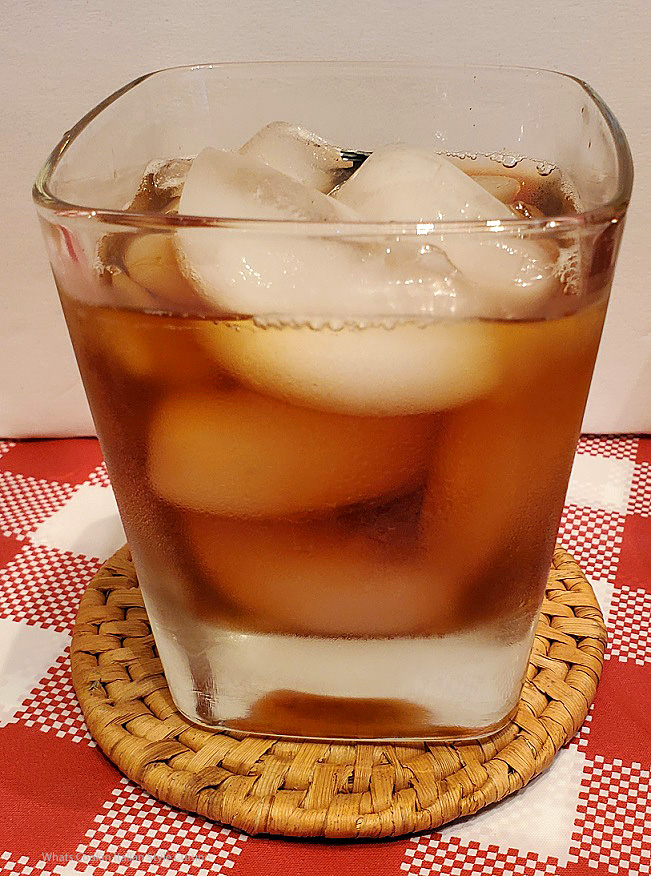 this is how to make homemade Amaretto Liqueur an Italian sweet cordial