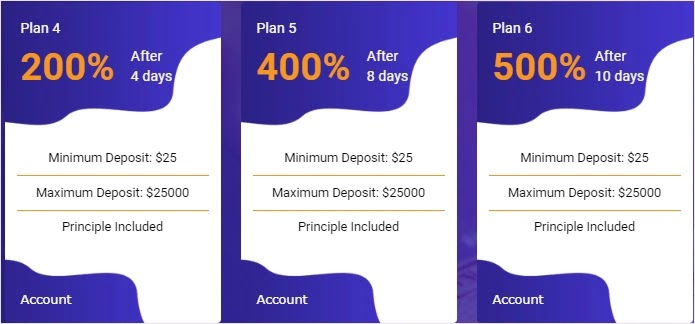 Инвестиционные планы ZetBTChub 2