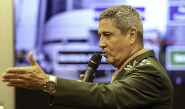 Braga Netto, novo ministro da Defesa afirma que 1964 deve ser compreendido e comemorado