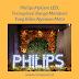 Philips MyCare LED, Terinspirasi Bunga Matahari Yang Bikin Nyaman Mata