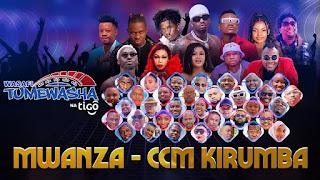 #LIVE : TUMEWASHA NA TIGO 94.9 WASAFI FM MWANZA - DECEMBER 19, 2020