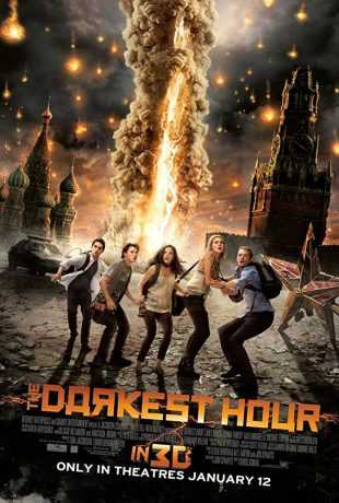 The Darkest Hour 2011 BRRip 720p Dual Audio In Hindi English
