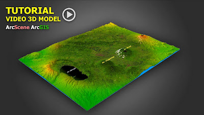 Tutorial Video Animasi Peta 3D Menggunakan ArcScene