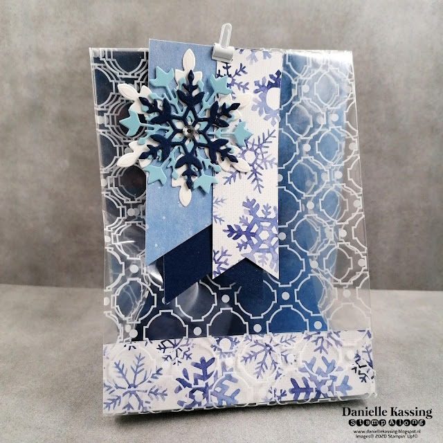 Stampin' Up! So Many Snowflakes Dies