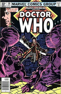 Marvel Premiere #59, Doctor Who