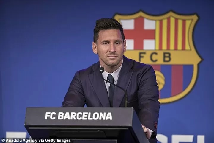 PSG Messi top teams with highest wage bill in any sports at £256million