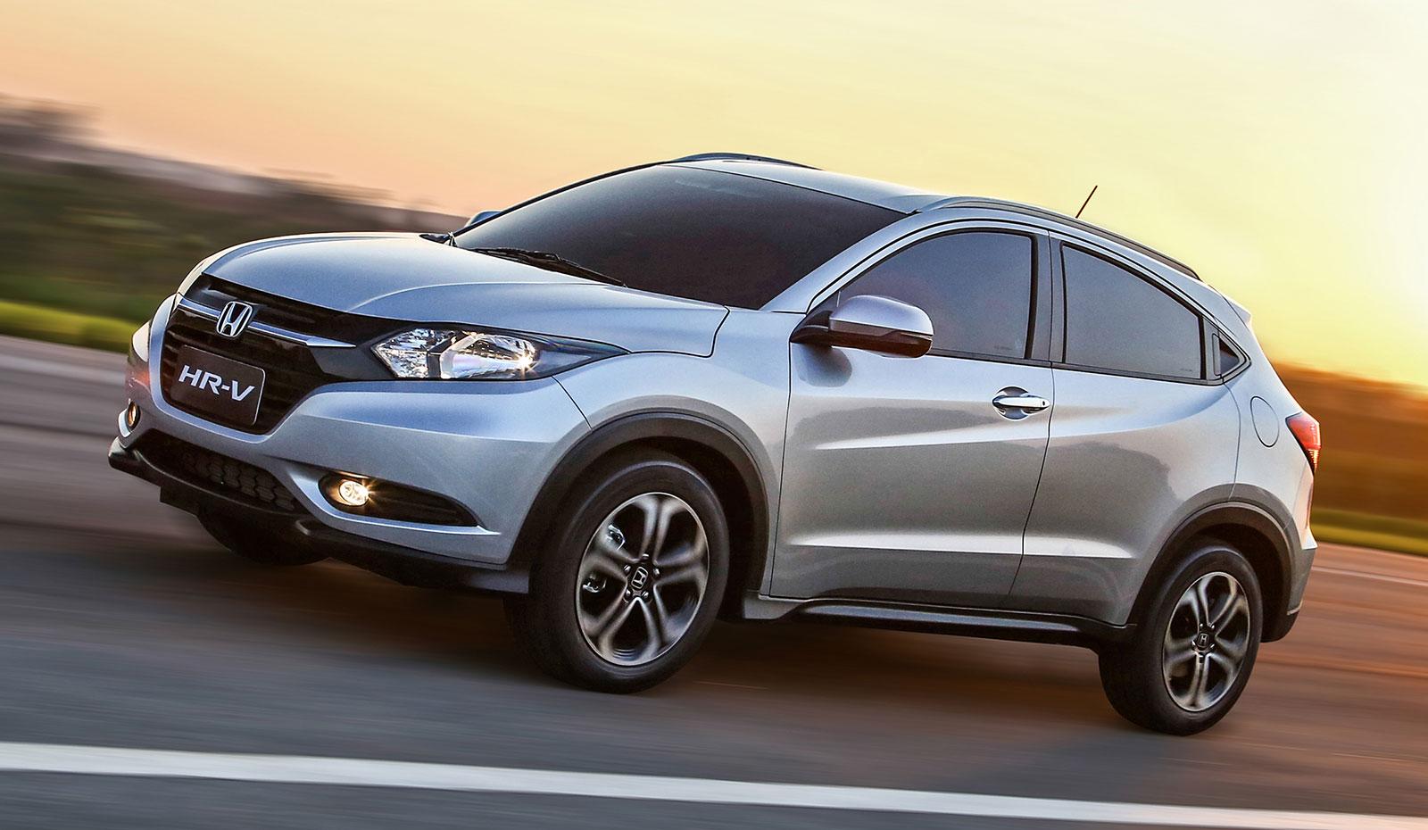 Honda HR-V adalah salah satu produk mobil terbaik dari perusahaan otomotif ternama