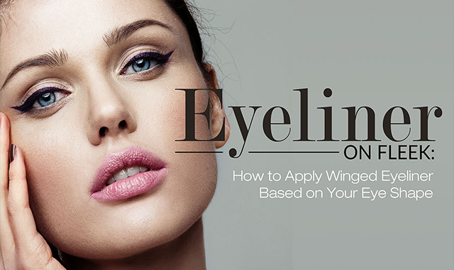 Eye Makeup Basics: How to Do Winged Eyeliner for Different Eye Shapes