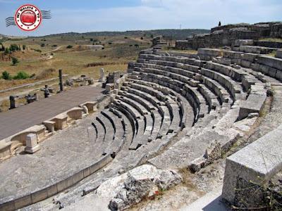 Segóbriga - Teatro