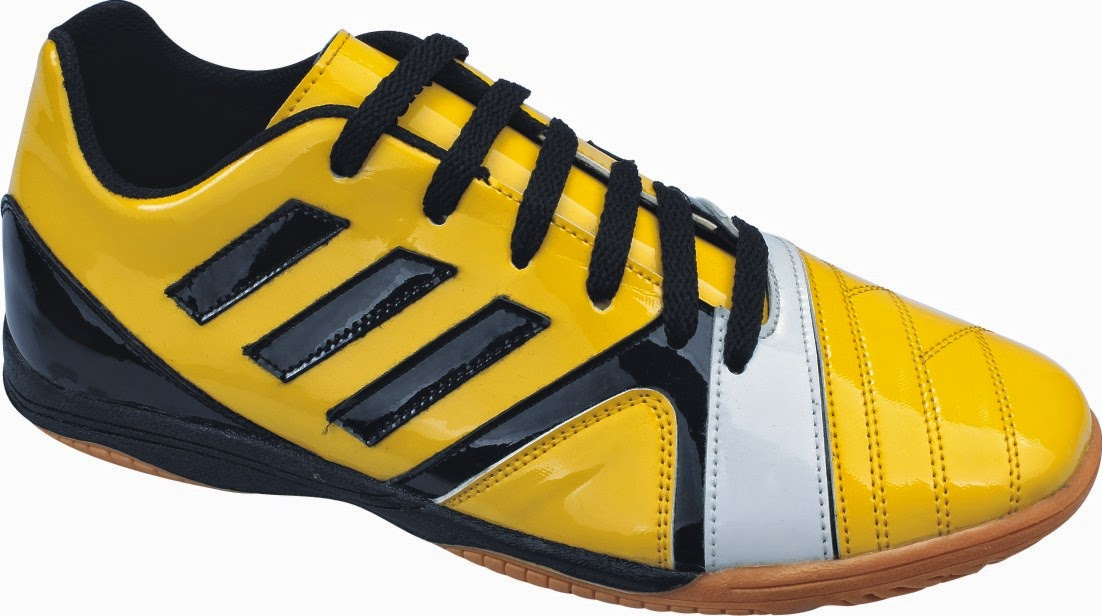 jual sepatu futsal keren, grosir sepatu futsal murah, sepatu futsal cibaduyut murah, sepatu futsal cibaduyut online, sepatu futsal murah bandung, sepatu futsal warna kuning, sepatu futsal catenzo bandung