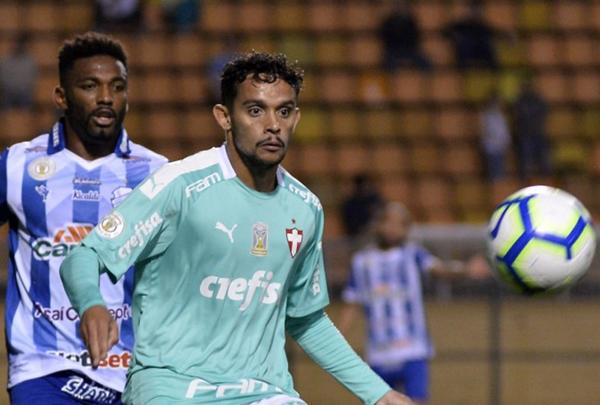 Palmeiras goleia o CSA pela Série A