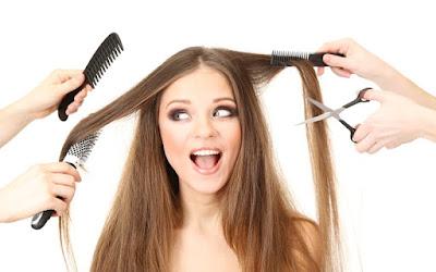 gambar rambut rontok