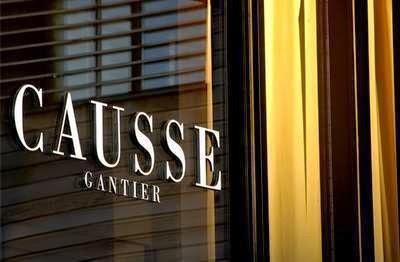 Le magasin d'usine des Gants Causse à Millau