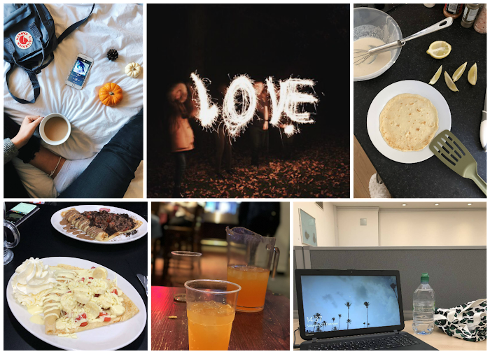 A lifestyle roundup of my week at university featuring all I've bought, watched, eaten, seen and been up to. Featuring starting my dissertation, a light painting photography workshop and yet another stack of pancakes