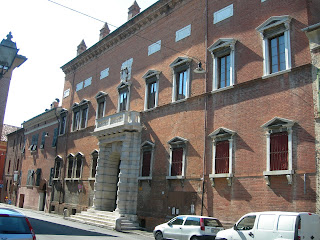 The Faculty of Liberal Arts at the University of Ferrara