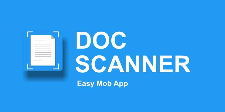 Aplikasi Scan Tanda Tangan DocScanner