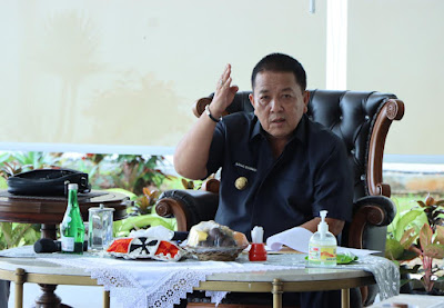 Tingkatkan Pendapatan Daerah, Gubernur Arinal Buka Peluang Kerjasama Dengan 3 BUMD DKI