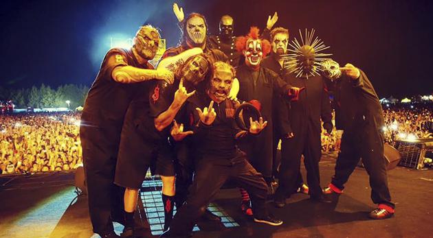 Slipknot en Sudamérica