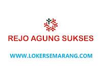 Loker Semarang Account Officer di KSP Rejo Agung Sukses