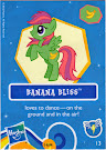 My Little Pony Wave 7 Banana Bliss Blind Bag Card
