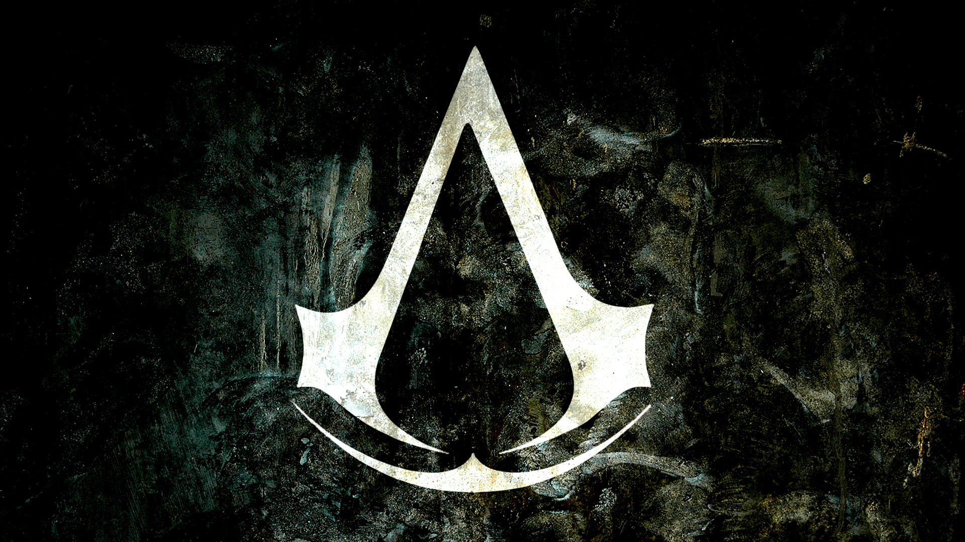 Assassins Creed Game Logo Wallpaper Hd
