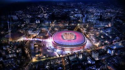 Nuevo Camp Nou Barcelona