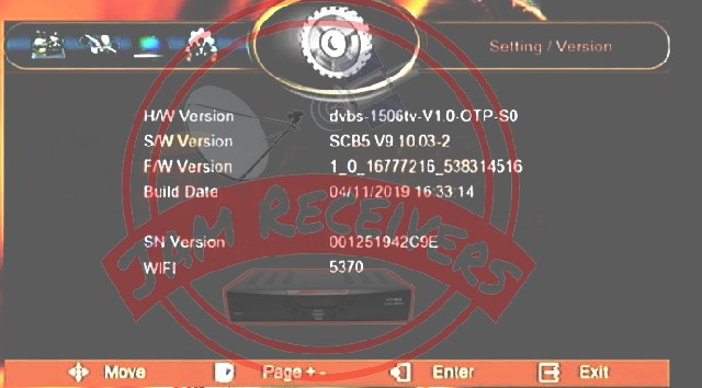 1506TV SCB5 LATEST SOFTWARE-DOWNLOAD NOW