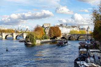 Paris : Square du Vert Galant, jardin romantique et lieu d'histoire - Ier