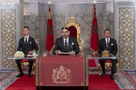 النص الكامل للخطاب الملكي في ذكرى عيد العرش