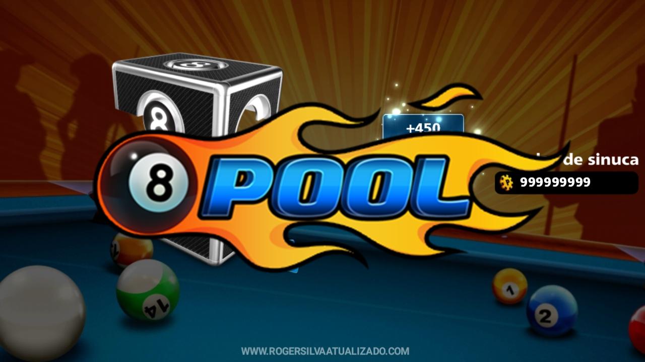 8 Ball Pool mod apk atualizado