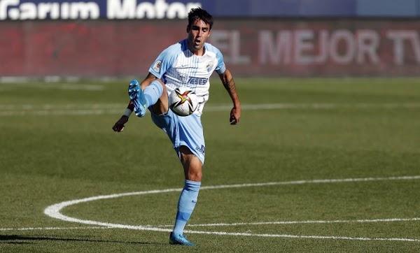 El Málaga suma las bajas de Alexander González y Escassi para la última jornada de Liga