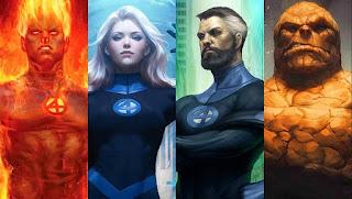 Marvel's vision for Fantastic Four is 2022.