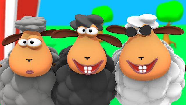BAA BAA BLACK SHEEP LYRICS